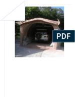 Cemento Cúpula Garaje