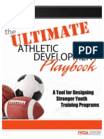 Ultimate Athletic Developement Playbook