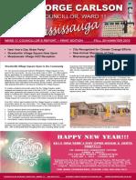 W11 Councillor's Report Fall 2014 Web