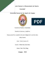 SINOPSIS de Una Historia Fingida (Omar Avila)