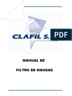 Manual de Filtro de Mangas
