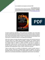 Abundância na sociedade do custo marginal zero de Jeremy Rifkin