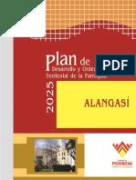 Plan de Desarrollo Alangasi Gad Pichincha