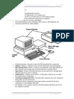 MPU & MCU 8 x Lessons Notes