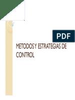 Metodos y Estrategias de Control