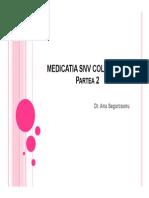 Medicatia Snv Colinergic