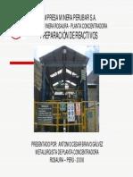 Preparacion de Reactivos en Mineria