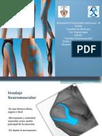 Vendaje neuromuscular-Presentacion