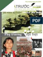 Tạp chí Phía Trước 24 Phụ Trang