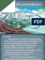 Umezeala aerului (umiditatea)