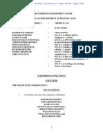 U.S. v. Dougherty, et al - Superseding Indictment
