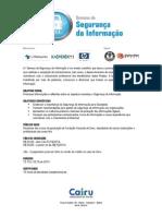 Info Semana de Seguranca Da Informacao Cairu 2014 2