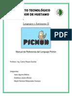Manual Lenguaje Pichon