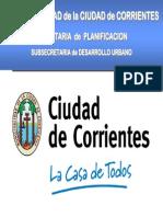 Plan Urbano Corrientes