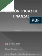 Modulo de Finanzas