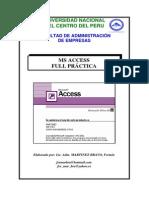 Manual Del Ms Access
