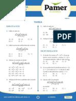 X Sem 7 División de Polinomios