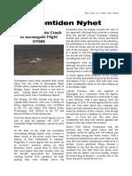 Fremtiden Nyhet Norwegian Flight 666