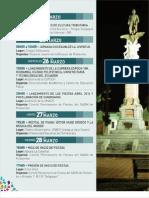 Programa Fiestas Riobamba 2014