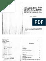 Desarrollo de La Personalidad, Teoria de Las Relaciones de Objeto - Pedro Michaca