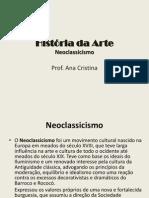 Histria Da Arte Neoclassicismo