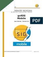 GvSIG Mobile