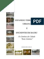 Expansão Territorial Urbana e Enchentes em Bauru