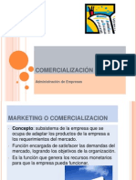 Función Marketing