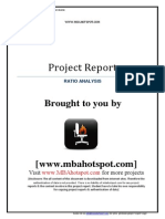 Projectreportonfinanceraration Analysismbahotspot 140123003646 Phpapp02