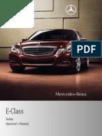 mercedes 2010_e_sedan