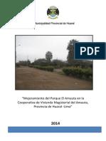 PIP Parque Amauta