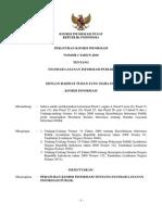 Peraturan KPI Nomor 1 Tahun 2010 Tentang Standar Layanan Informasi Publik