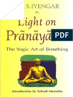 [B.K.S Iyengar] Light on Pranayama