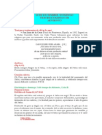 Reflexión Domingo 14 de Diciembre de 2014