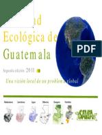 01-2011 SAVIA La Realidad Ecologica 2011