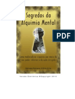 Segredos Da Alquimia Mental eBook