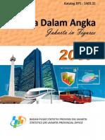 Jakarta Dalam Angka 2007