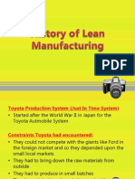 History of Lean Manufacturing.ppt