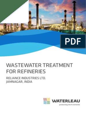 Reliance - Wastewater Treatment   Wastewater   Sewage Treatment