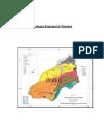 Geología Regional de Tumbes