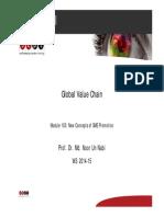 Vietnam Value Chain Lecture Nabi - VC Part - 08102014