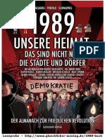 2014 Schwarwel - Almanach zur Revolution 1989
