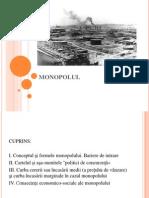 Monopolul Prezentare Pp