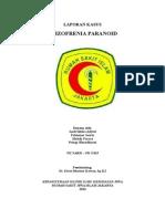 Status Case Skizoparanoid