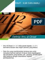 Pengenalan Ilmu Al-Qiraat