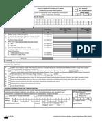 Form. SPT Masa Pasal 22
