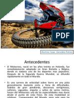 Presentación Motocross