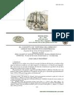 FRONTERA, Juan Carlos - El Concepto de Historia Del Derecho, Desde Una Perspectiva a Insistencia
