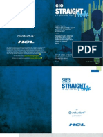 CIO Straight Talk Issue 1