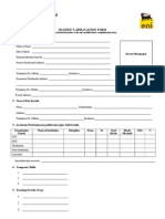Trainee Application Form (1)